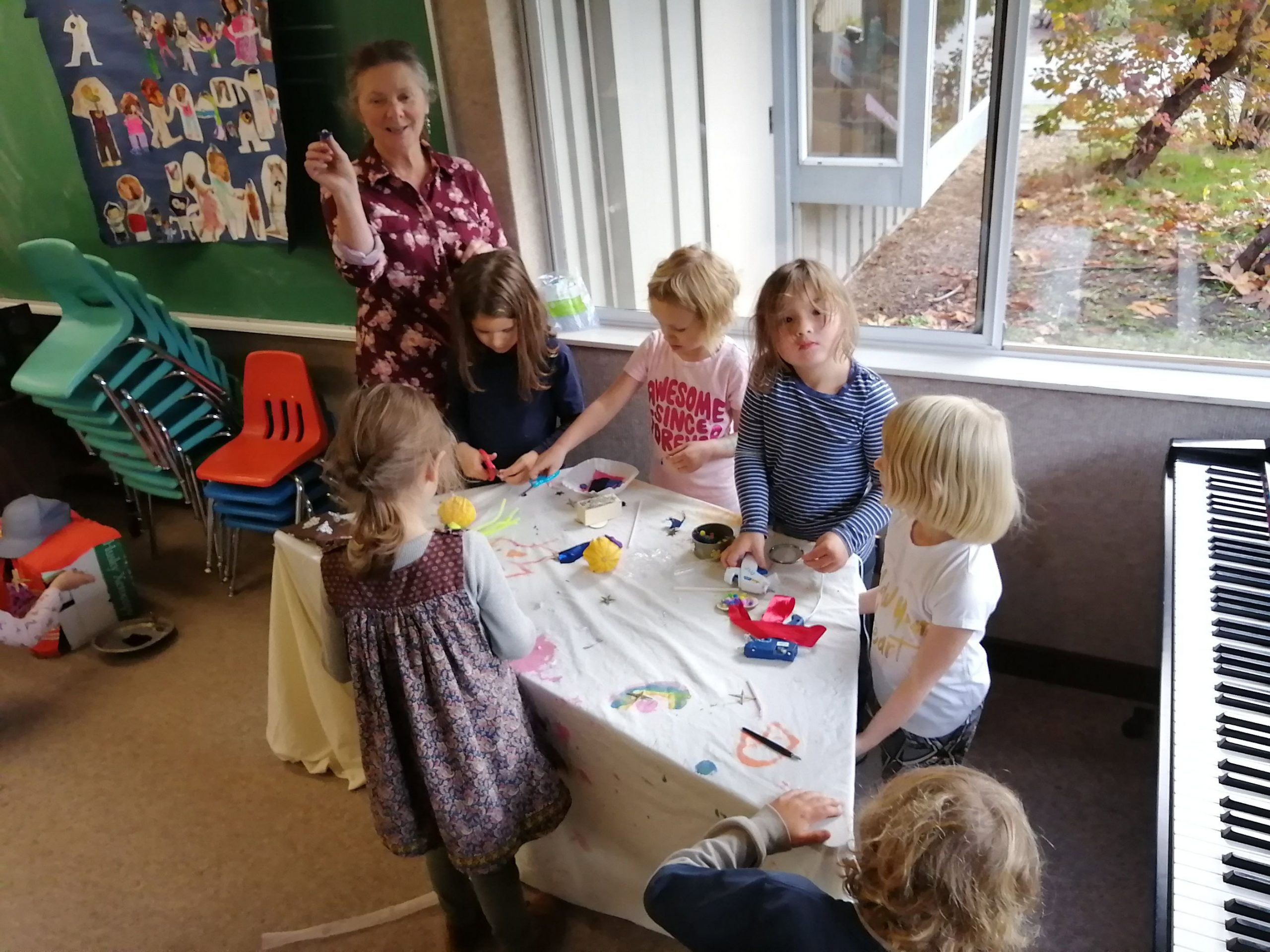 Denman Island Community Education Society (DICES)